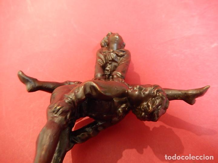 Arte: Escultura de bronce. Firmada - Foto 21 - 62228828