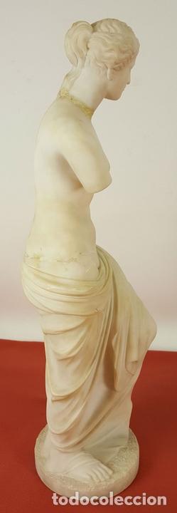 Arte: VENUS DE MILO. ESCULTURA EN MARMOL. SIGLO XIX-XX. - Foto 19 - 151943848