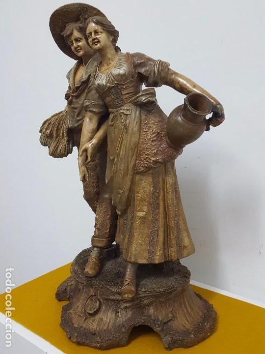 Arte: Escultura terracota SXIX. - Foto 6 - 65623010