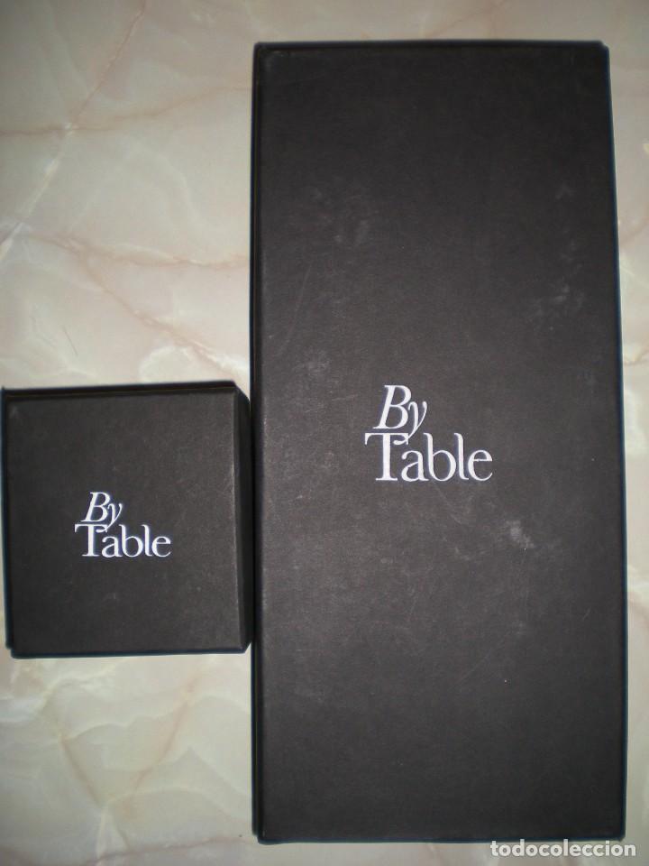 Arte: precioso juego hecho en asta y hueso o marfil edición de coleccionista del corte ingles sin uso - Foto 2 - 66004046