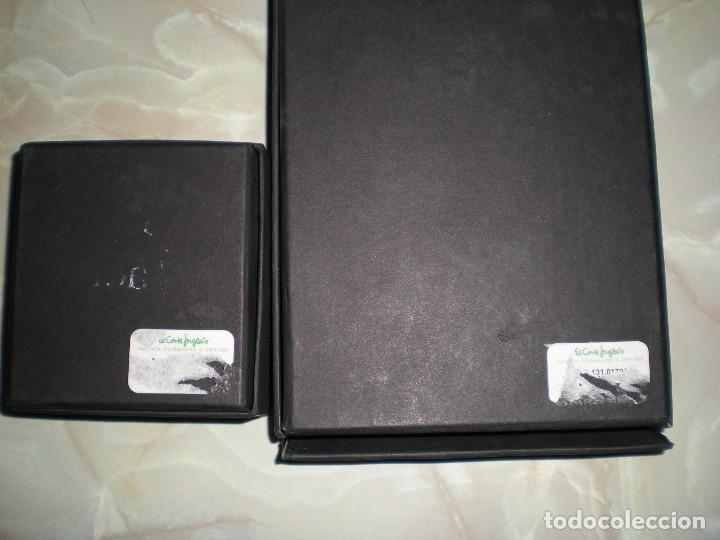 Arte: precioso juego hecho en asta y hueso o marfil edición de coleccionista del corte ingles sin uso - Foto 7 - 66004046