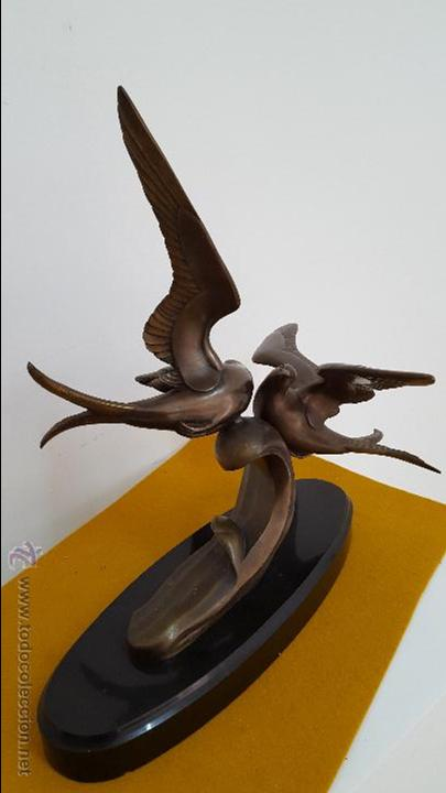 Arte: Escultura Art Decó. - Foto 5 - 54621476