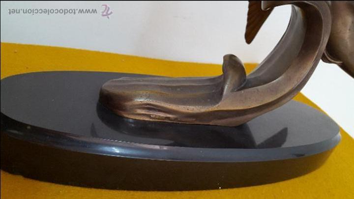 Arte: Escultura Art Decó. - Foto 6 - 54621476