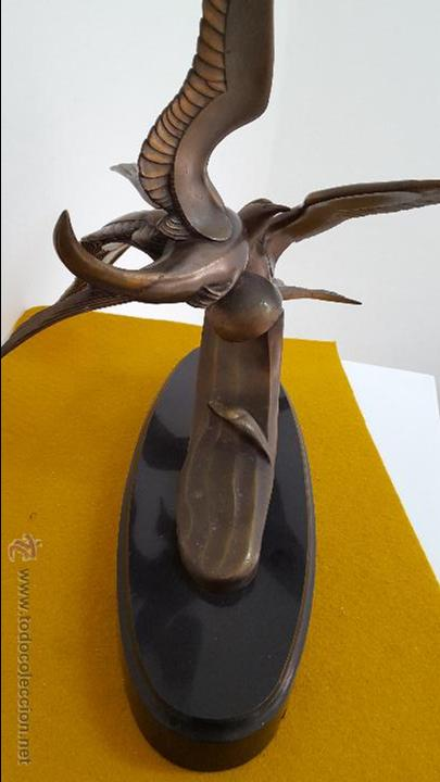 Arte: Escultura Art Decó. - Foto 7 - 54621476