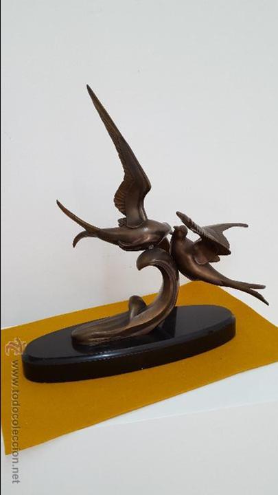 Arte: Escultura Art Decó. - Foto 8 - 54621476