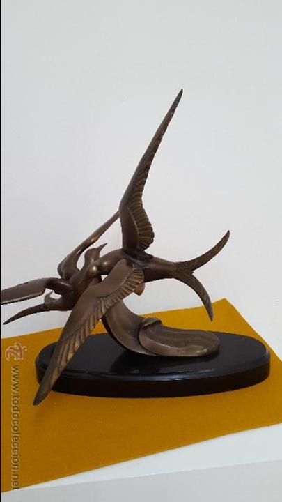 Arte: Escultura Art Decó. - Foto 9 - 54621476