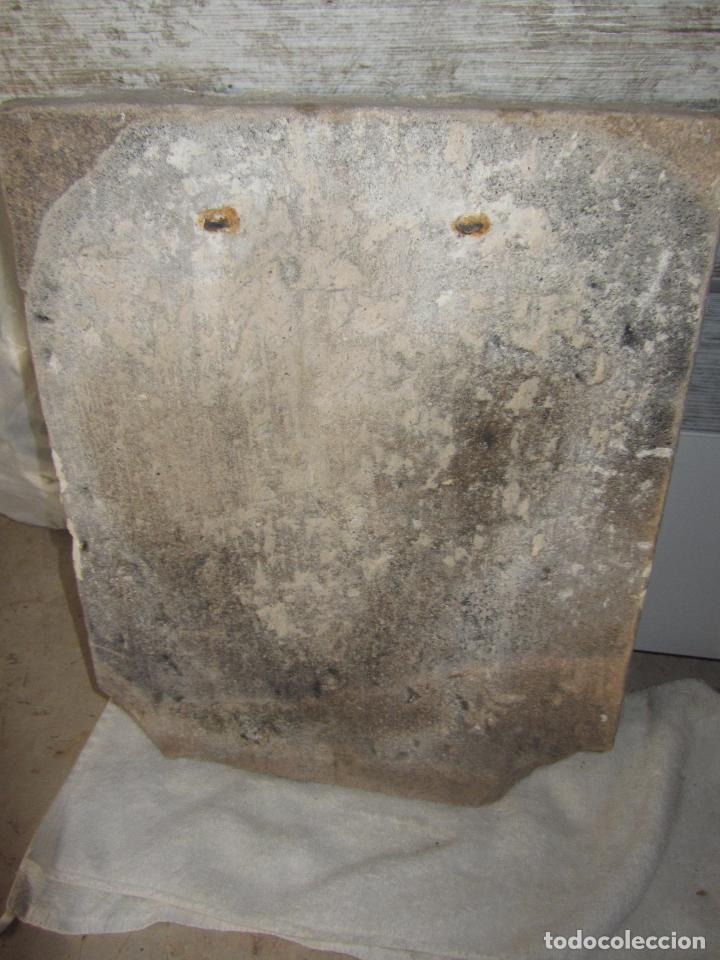 Arte: Antiguo Escudo de Valencia Realizado en Piedra - Foto 14 - 27425823
