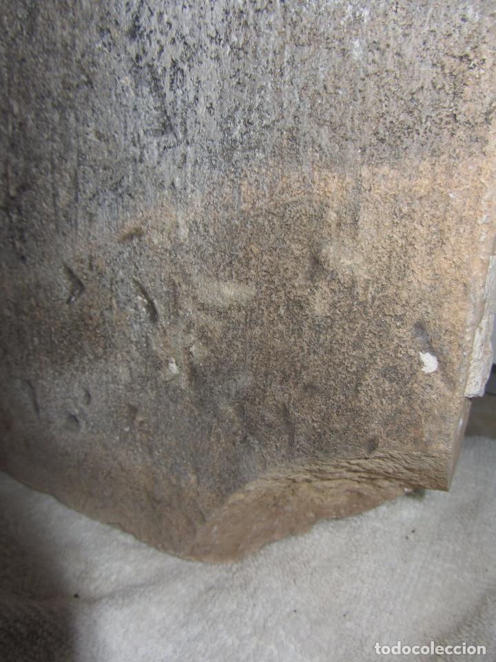 Arte: Antiguo Escudo de Valencia Realizado en Piedra - Foto 15 - 27425823