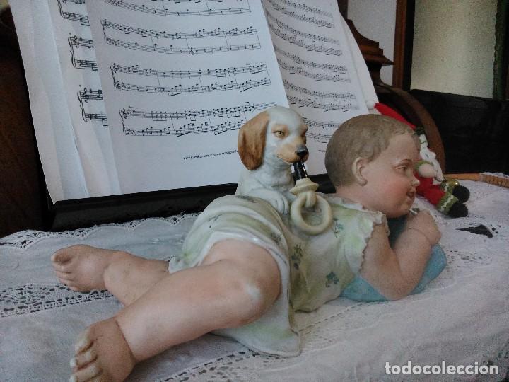Arte: Niño con perro - Foto 3 - 73051107