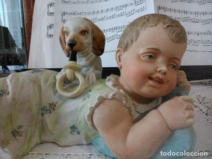Arte: Niño con perro - Foto 4 - 73051107