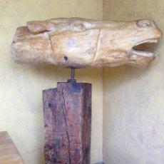 Arte: ESCULTURA MÓVIL DAMIÁN GIRONÉS, EL CABALLO Y SU SOMBRA, 1998. Lote 73559415