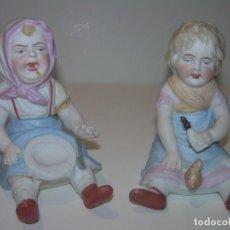 Arte: ANTIGUAS Y PRECIOSAS FIGURAS DE PORCELANA - BISCUIT.FINALES SIGLO XIX..PRINCIPIOS XX.. Lote 74203855