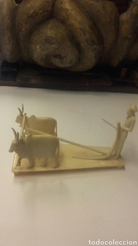 FIGURA MARFIL (Arte - Escultura - Marfil)