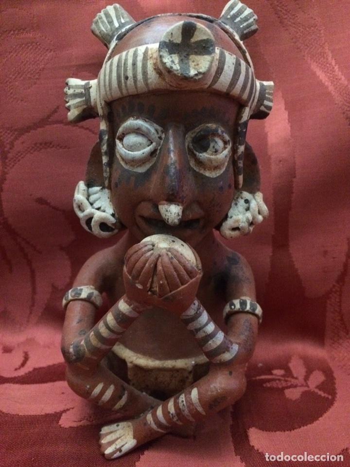 FIGURA TERRACOTA (Arte - Escultura - Terracota )