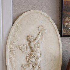 Arte: PANEL EN BAJORELIEVE (1910-1920). Lote 76690171