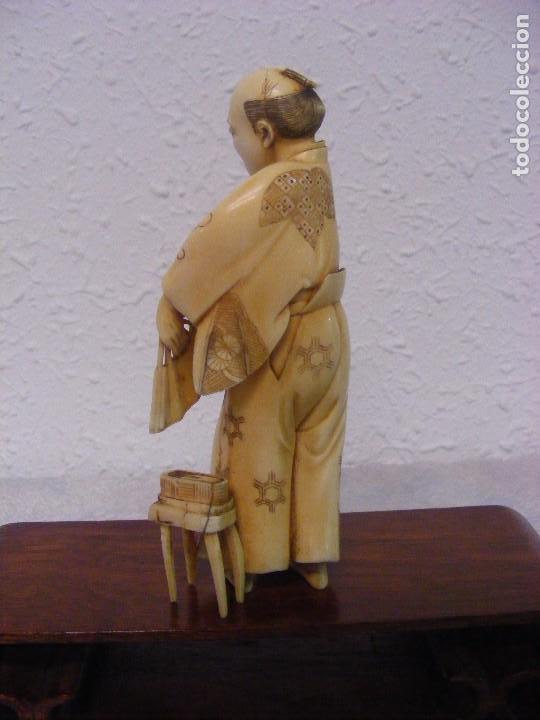Arte: ESCULTURA TALLA JAPONESA - Foto 11 - 84655296