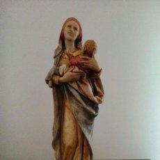 Arte: VIRGEN DE ALABASTRO. Lote 86768108