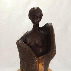 Arte - José Luis Fernández. Escultura de Bronce. - 88974832