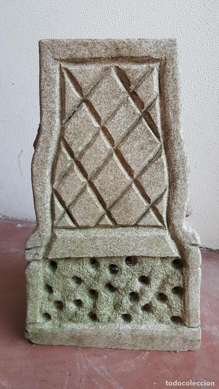 Arte: Escultura de piedra preciosa. Figura piedra. Arte piedra. - Foto 7 - 89641556