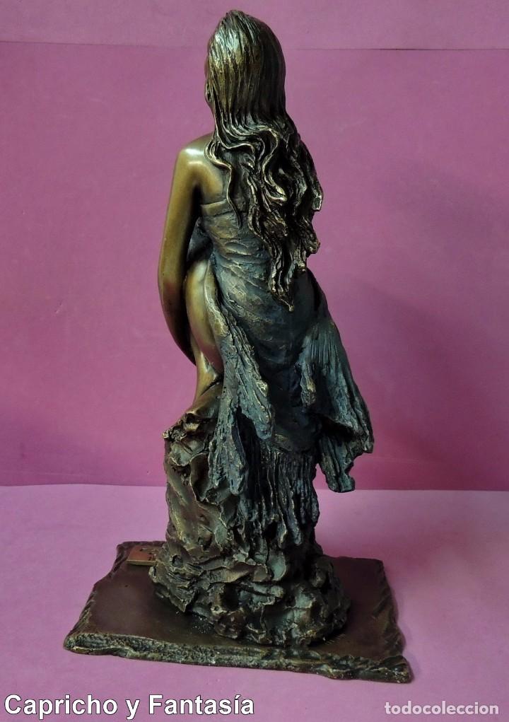 Arte: Escultura de bronce nº 1980 - Foto 5 - 90423599