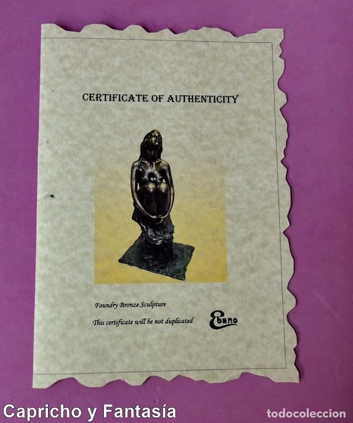 Arte: Escultura de bronce nº 1980 - Foto 9 - 90423599