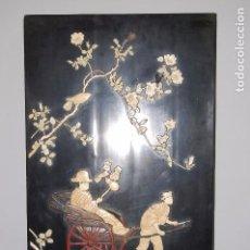 Arte: PLAFON JAPONES FINALES XIX .. Lote 92151245