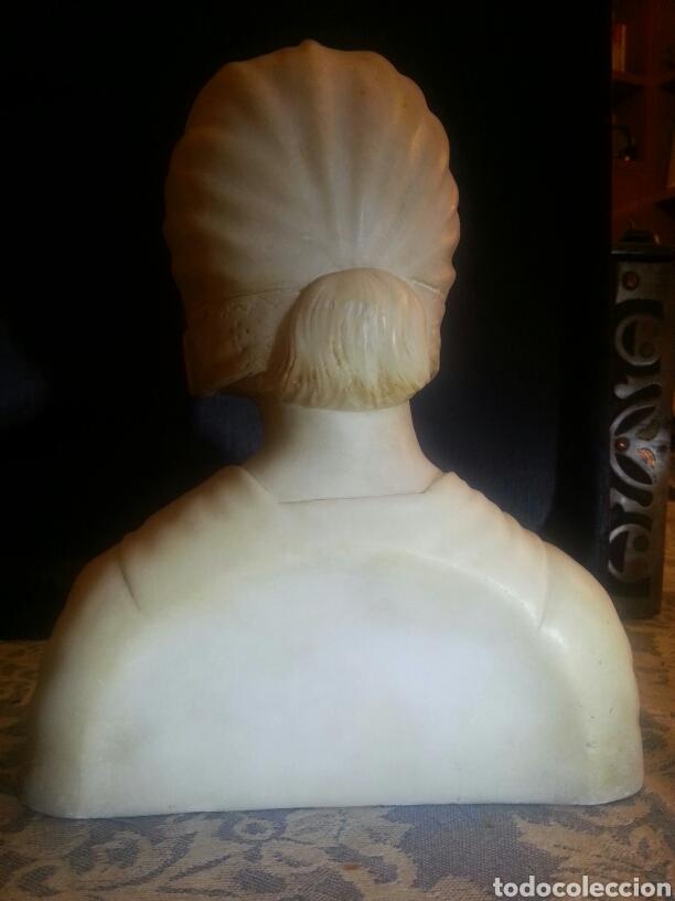 Arte: Busto de marmol chica - Foto 4 - 94606271