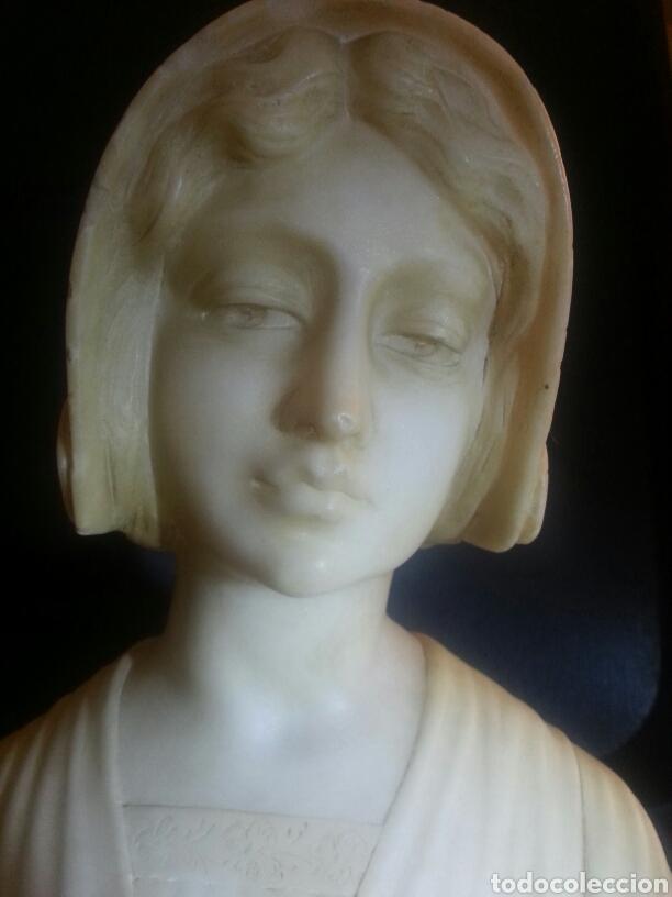 Arte: Busto de marmol chica - Foto 7 - 94606271