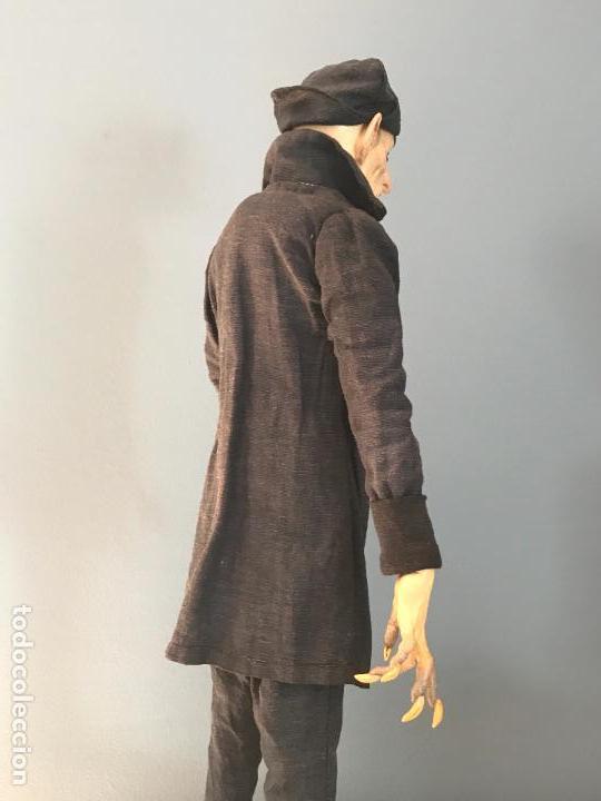 Arte: Escultura de accion de nosferatu en terracota- escultor Francano - Murcia - Foto 13 - 95125323