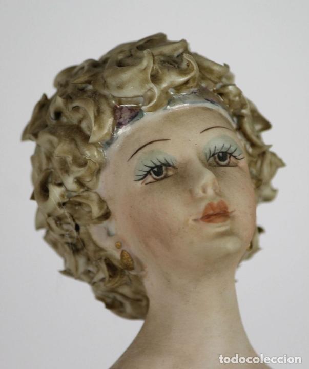 Bailarina en porcelana italiana policromada vi comprar for Porcelana italiana