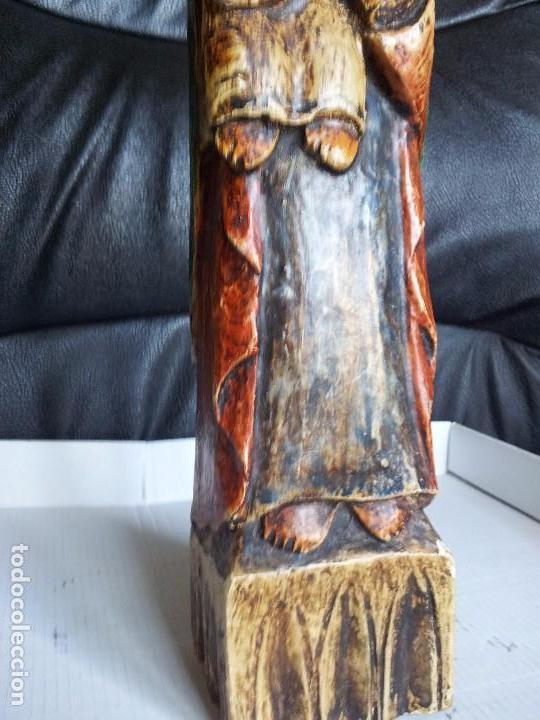 Arte: Talla de madera policromada. - Foto 6 - 97216911