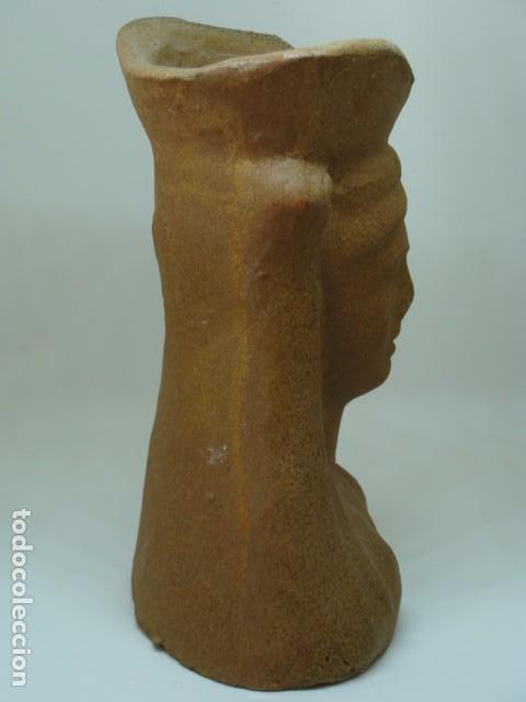 Arte: Escultura de la diosa Tanit , firmada Ruiz De Luna - Foto 2 - 98235323