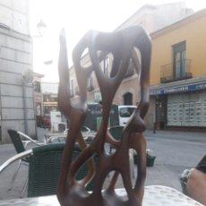 Arte: ESCULTURA DE MADERA. Lote 100453143