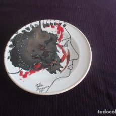 Arte: PRECIOSA OBRA DE PABLO SANGUINEA. Lote 102505043