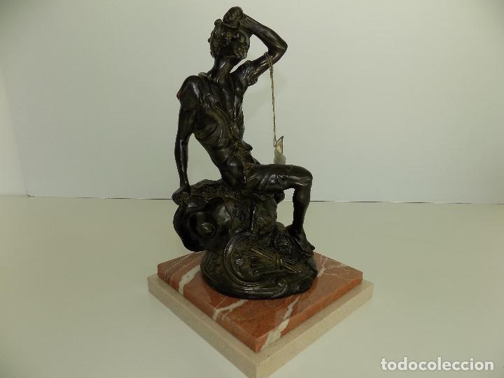 Arte: Escultura Urregui. Original años 1980/90. - Foto 2 - 102551567