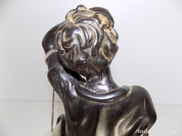 Arte: Escultura Urregui. Original años 1980/90. - Foto 9 - 102551567
