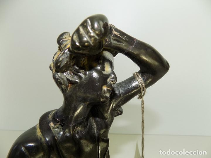 Arte: Escultura Urregui. Original años 1980/90. - Foto 10 - 102551567