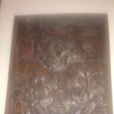 Arte: RELIEVE SOBRE TABLA.T.SIMO.1958.. Lote 104239635