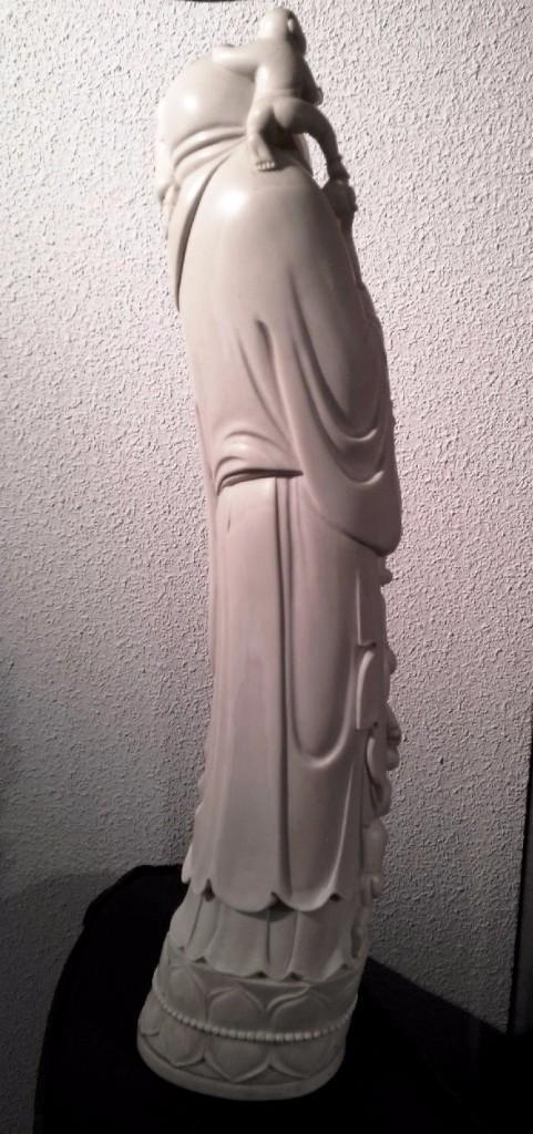 Arte: BUDA, MARFIL DE ELEFANTE. Ivory buddha - Foto 4 - 104624539