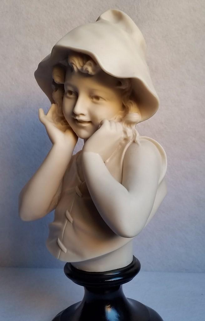 Arte: FIGURA INFANTIL DE CAMPOS ORRICO. CARAVACA. MURCIA. CON PEANA. CCAVENDE - Foto 6 - 105698163