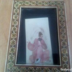 Arte: PRECIOSA OBRA DE MARFIL ANTIGUA . Lote 107794835