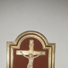 Arte: CRISTO EN MARFÍL CENTROEUROPEO,FINÍSIMA EJECUCIÓN. Lote 108017915