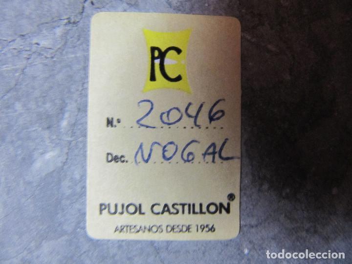 Arte: ESCULTURA DE COLECCION PUJOL CASTILLÓN EN BRONCE-ZAPATERO - Foto 14 - 110070619