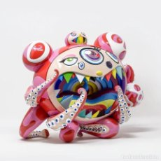 Arte: TAKASHI MURAKAMI MR. DOB FIGURE DOBTOPUS (B) BY BAIT X SWITCH COLLECTIBLES - 2017. Lote 110412291