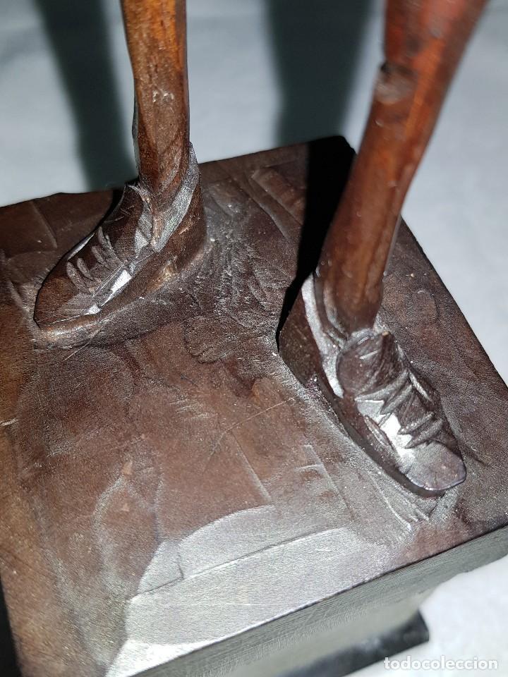 Arte: Talla madera de Don Quijote - Foto 7 - 110498379
