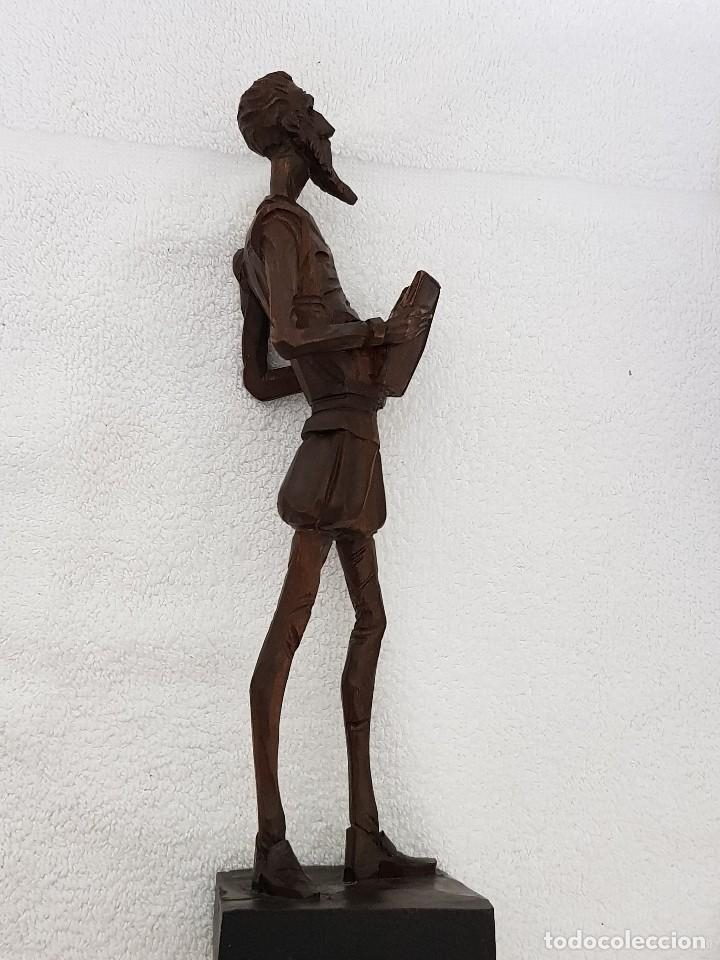 Arte: Talla madera de Don Quijote - Foto 12 - 110498379