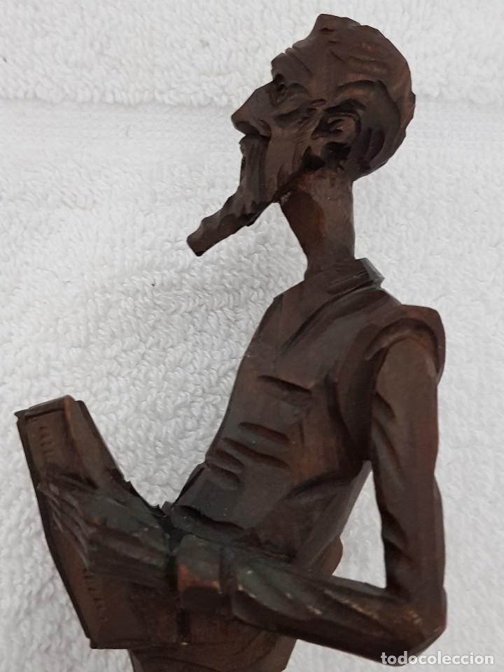 Arte: Talla madera de Don Quijote - Foto 14 - 110498379