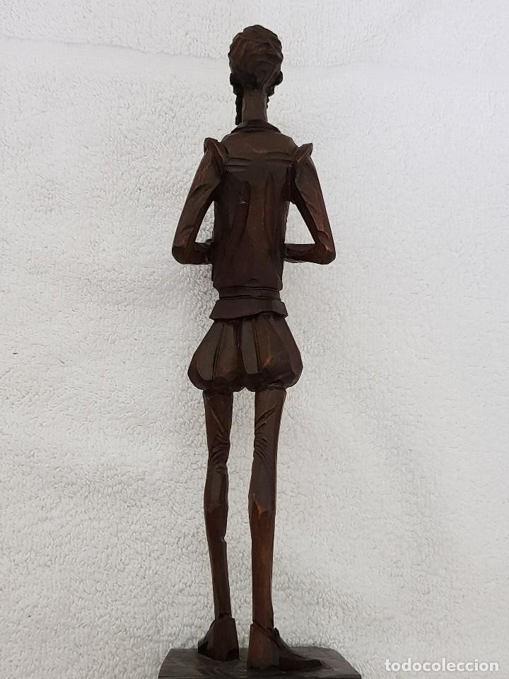 Arte: Talla madera de Don Quijote - Foto 16 - 110498379