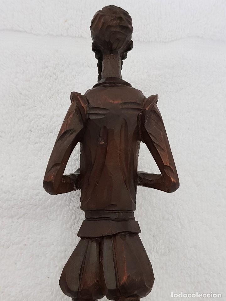 Arte: Talla madera de Don Quijote - Foto 17 - 110498379