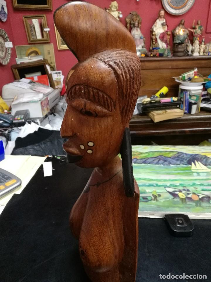 Arte: Talla de madera aficana - Foto 3 - 111109119